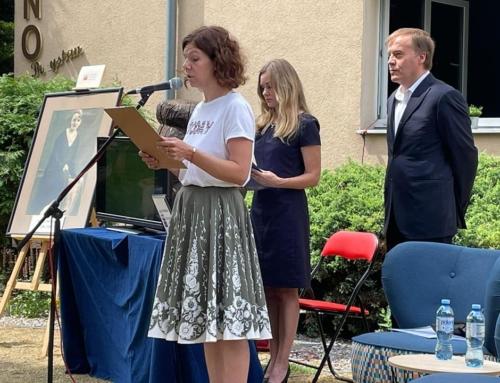 Nadanie imienia Bibliotece Publicznej w Pszczewie